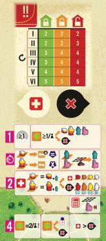Clinic: Deluxe Edition - Covid-19 board game
