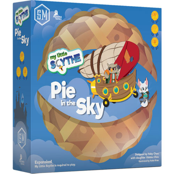 My Little Scythe: Pie in the Sky board game