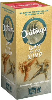 Onitama: Way of the Wind Expansion board game