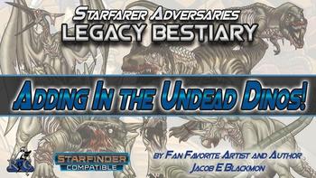 Starfinder Legacy Bestiary board game