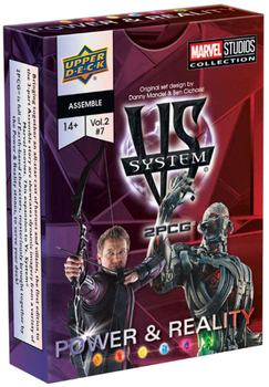 VS System 2PCG: Power & Reality board game