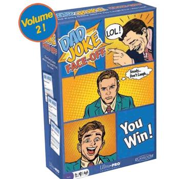Dad Joke Face-Off: Vol 2 board game