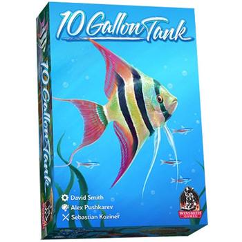 10 Gallon Tank board game