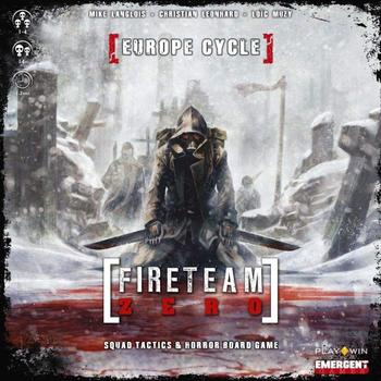Fireteam Zero: Europe Cycle board game