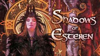 Shadows of Esteren RPG: Dark Romanticism board game