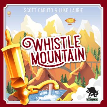 Whistle Mountain board game