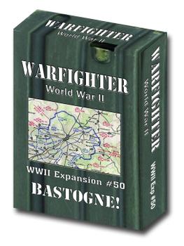 Warfighter: WWII Expansion 50 - Bastogne board game