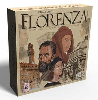 Florenza board game