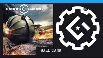 Ball Tank - 28mm Model board game