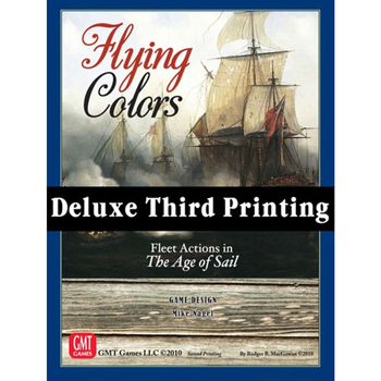 Flying Colors: Deluxe Edition board game