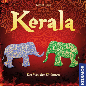 Kerala: Der Weg der Elefanten board game