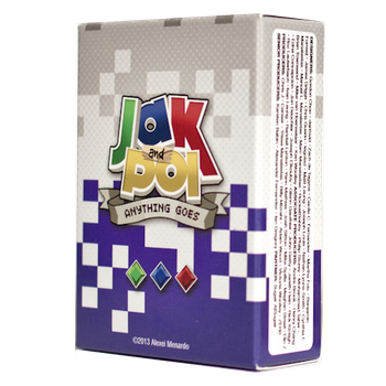 Jak and Poi - Alpha Deck board game