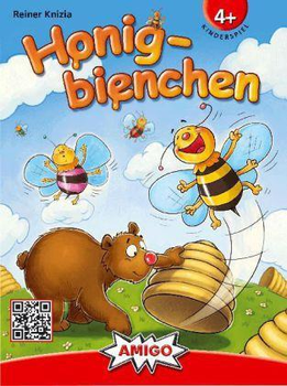 Honigbienchen (aka Bee Alert) board game