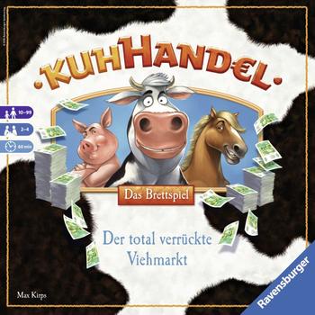 Kuhhandel: Das Brettspiel board game