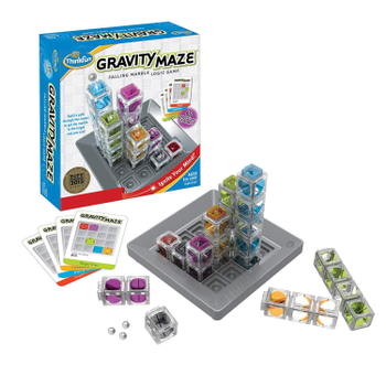 Gravity Maze board game