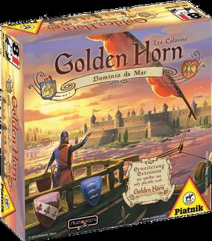 Golden Horn Erweiterung Dominio Da Mar board game
