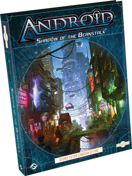 Genesys: Android - Shadow of the Beanstalk (Book) board game