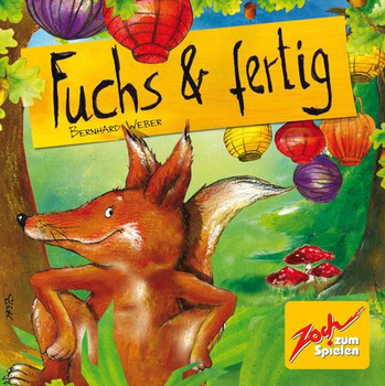 Fuchs & fertig board game
