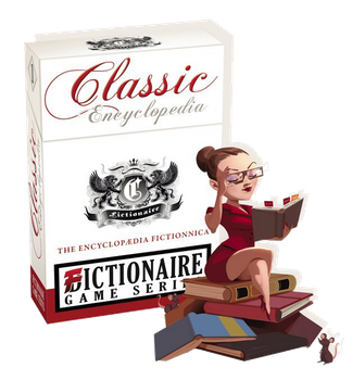 Fictionaire: Classic Encyclopedia board game