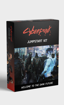Cyberpunk RED: Jumpstart Kit board game