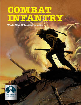 Combat Infantry: WestFront 1944-45 board game