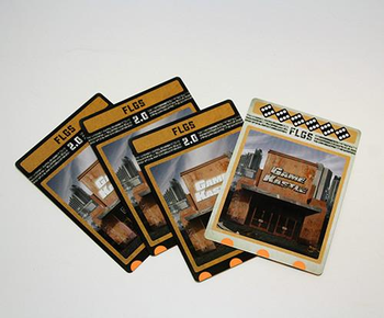 Colony Promo Pack #1 - 4 Colony Promo Cards (Bezier Games) board game