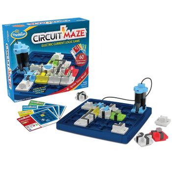 Circuit Maze board game