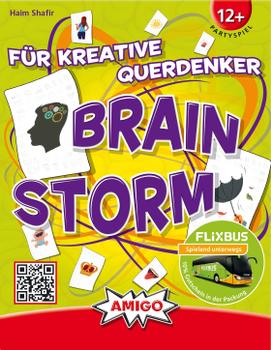 Brain Storm board game