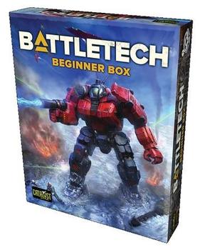 Battletech Beginner Box Set board game