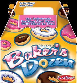 Baker's Dozen board game