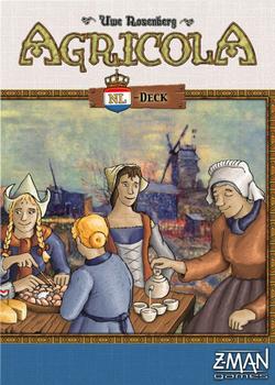 Agricola: Netherlands Deck board game