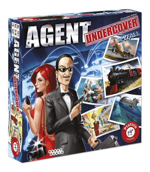 Agent Undercover board game