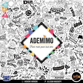 Ademimo (aka Word Porters) board game