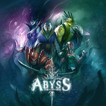 Abyss - The Universe board game