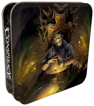 Abyss Conspiracy (Yellow) board game