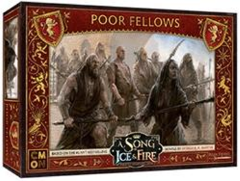 A Song of Ice & Fire: Tabletop Miniatures Game - Poor Fellows board game