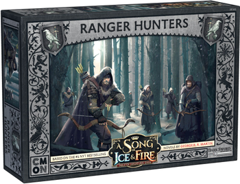 A Song of Ice & Fire: Tabletop Miniatures Game - Ranger Hunters board game