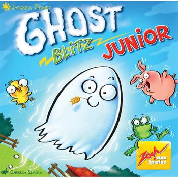 Ghost Blitz Junior board game