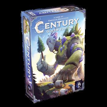 Century: Golem Edition board game