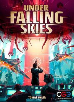 Under Falling Skies board game