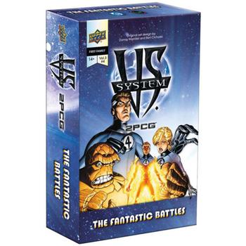 Vs. System 2PCG: The Fantastic Battles board game
