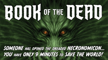 Book of the Dead board game