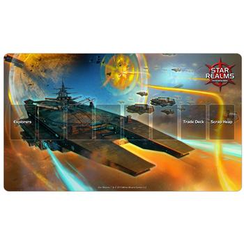 Star Realms: Playmat - War World