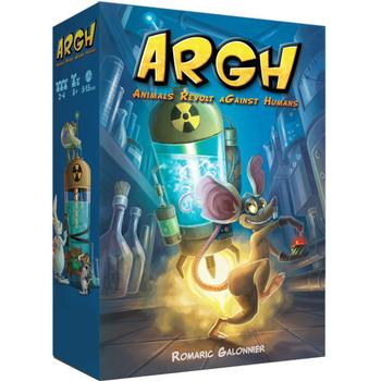 ARGH board game