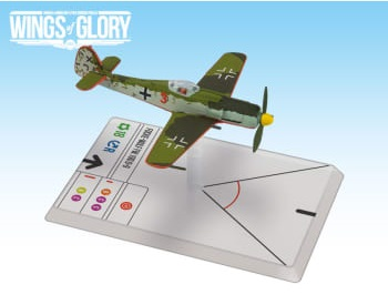 Wings of Glory WW2: FW-190 D-9 / D-13 board game