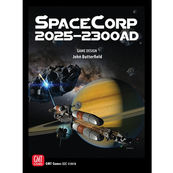 SpaceCorp board game