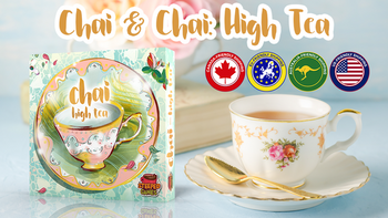 Chai: High Tea (Reprint & Expansion)