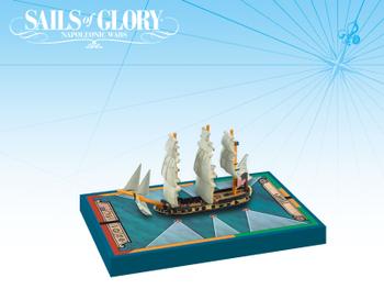 Sails of Glory: Thorn 1779 / USS Atlanta 1781 board game