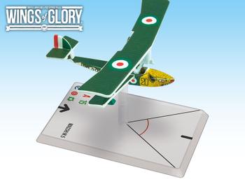 Wings of Glory WW1: Macchi M.5 board game