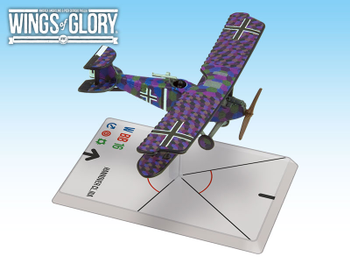 Wings of Glory WW1: Hannover CL.IIIa board game